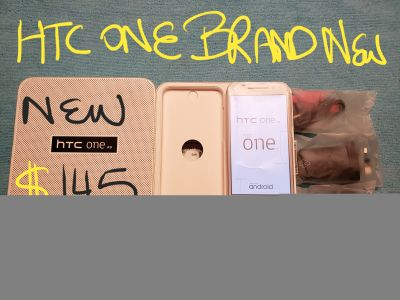 TradeOrFirm$ 145 NEW never used HTC ONE