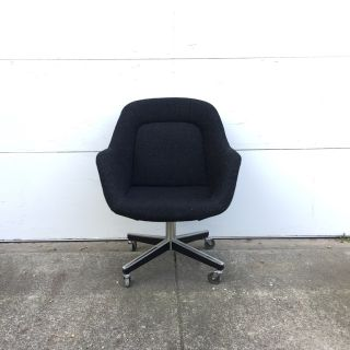 Rare max pearson for knoll executive office chair