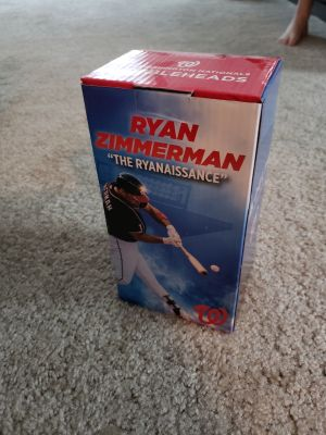 Ryan Zimmerman bobblehead