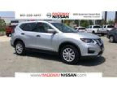 Used 2018 Nissan Rogue Brilliant Silver, 48.7K miles