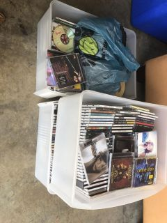 OVER 300 Music Cds
