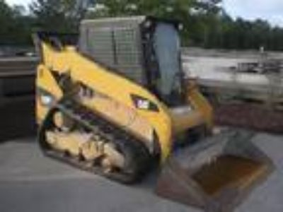 2011 Diesel Cat 259 Earth Moving and Construction