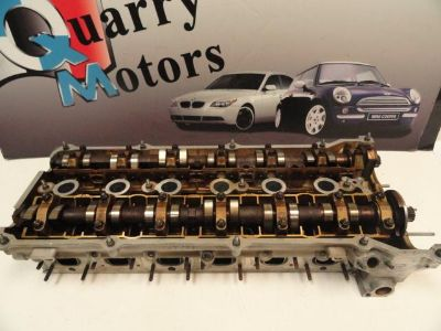 Find BMW ENGINE CYLINDER HEAD M52TU M54 E46 323i 325i 328i 330i Ci Xi # 11127514540 motorcycle in Naples, Florida, US, for US $375.00