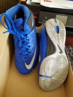 Women's Nike Prime Hype DF II basketball shoes