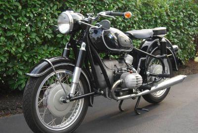 1962 BMW R60/2