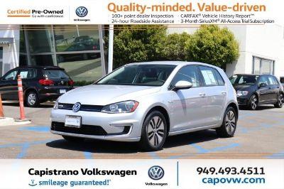 2016 Volkswagen e-Golf (Reflex Silver Metallic)