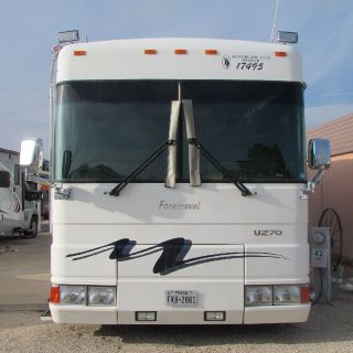2001 Foretravel U270 For Sale