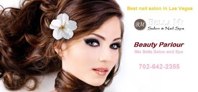Hair Extension Salon in Las Vegas - Mia Bella Salon & Day Spa