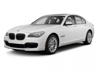 2010 BMW MDX 750Li xDrive (Titanium Silver Metallic)