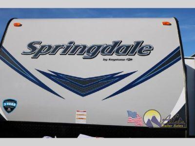 New 2018 Keystone RV Springdale 212RBWE