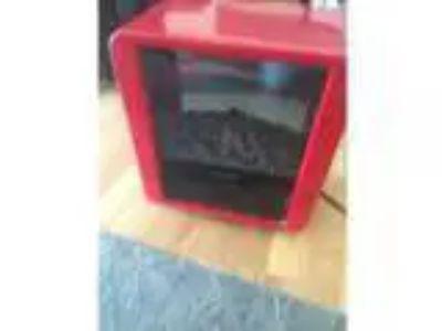 Dimplex cube heater