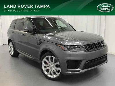 New 2019 Land Rover Range Rover Sport V8 Supercharged