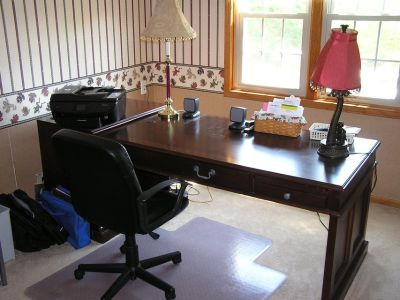2 Piece Desk 36 in by 5ft