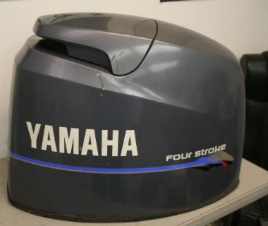 Find CLEAN USED 100 HP YAMAHA 4 STROKE OUTBOARD COWLING HOOD motorcycle in Scottsville, Kentucky, United States, for US $189.00