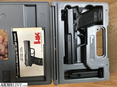 For Sale/Trade: HK USP 9mm