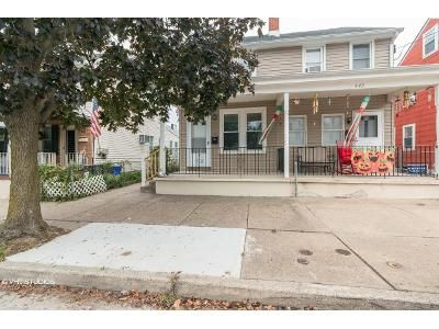 3 Bed 1.5 Bath Foreclosure Property in Bristol, PA 19007 - Lafayette St