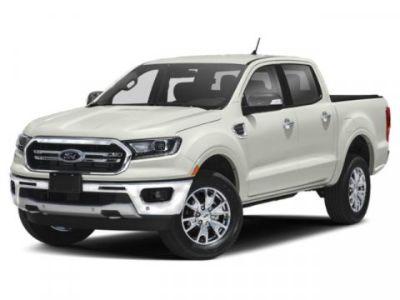 2019 Ford Ranger LARIAT (White Platinum Tri-Coat)