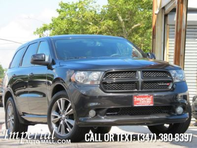 2013 Dodge Durango SXT (Black)