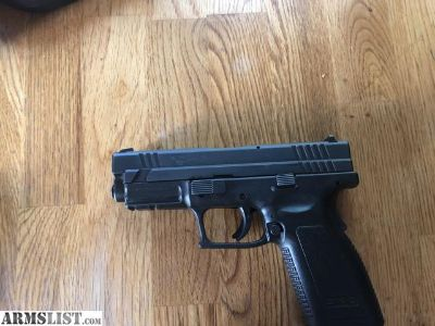 For Sale/Trade: Springfield XD-40