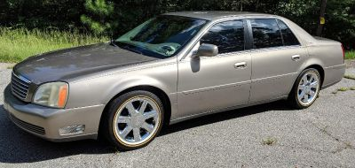 2003 Cadillac DeVille - needs nothing!!