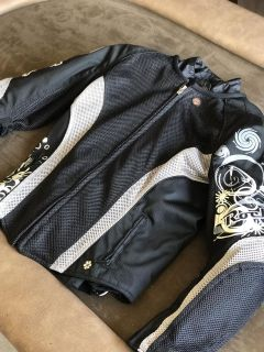 Joe Rocket Motorcycle Jacket L