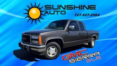 1993 GMC Sierra 1500 Base (Gray)