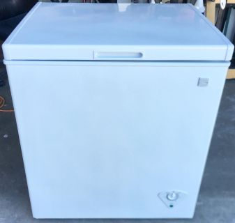 Kenmore 6.9 cu ft Chest Freezer