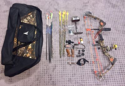 Matthews LX Right-Handed Bow and Archery Supplies
