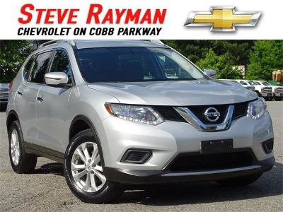 2016 Nissan Rogue SV (Silver)