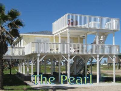Spring Season Vacation Beach Rentals (Surfside Beach, TX)