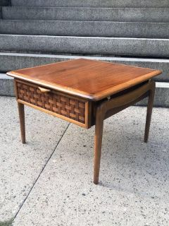 Mid century modern lane coffee/cocktail table