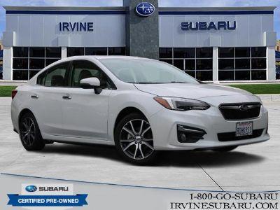 2017 Subaru Impreza (Crystal White Pearl)