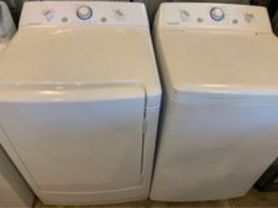 Name brand washer and dryer electric