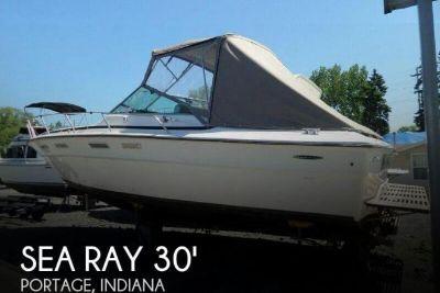 1977 Sea Ray 300 Weekender