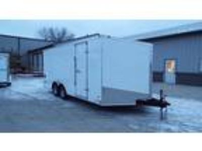 2019 Stealth Titan 8.5'x18' Steel Enclosed Trailer