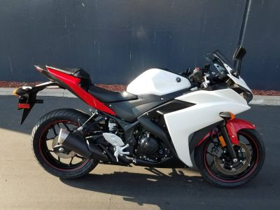 2016 Yamaha YZF-R3 Sport Motorcycles Chula Vista, CA