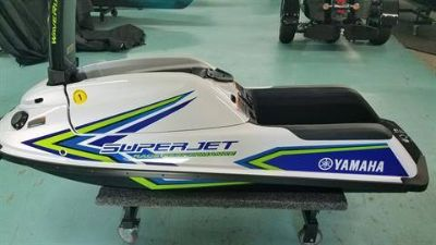 2018 Yamaha SuperJet 1 Person Watercraft Coloma, MI