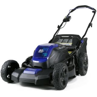 Kobalt 80-volt Brushless Lithium Ion 21in Cordless Electric Lawn Mower