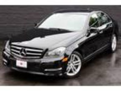 $19995.00 2014 MERCEDES-BENZ C-Class with 34658 miles!