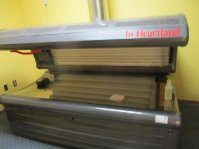 2002 Heartland Encore Tanning Bed RTR#6083706-01
