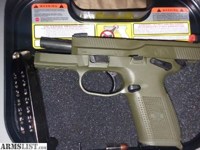 For Sale: FN 9 x ....... Like New