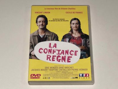 La confiance r gne DVD Only French Audio Region 2