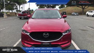 2018 Mazda CX-5 Touring (Soul Red Crystal Metallic)
