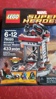 LEGO Guardians of the Galaxy Kit