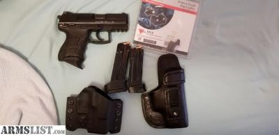 For Sale/Trade: HK P30SK with trijicon sights
