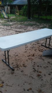 Life time 8ft table