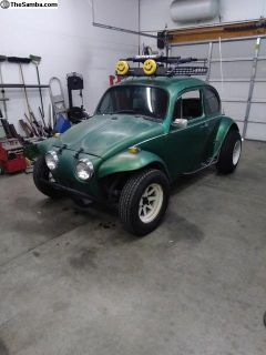 1969 VW Baja Bug
