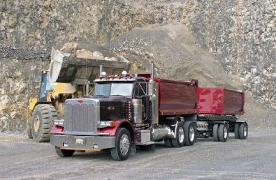 Dump truck & Heavy equipment financing - (Nationwide)
