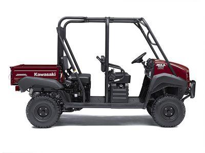 2017 Kawasaki Mule 4010 Trans4x4 Utility SxS Utility Vehicles Littleton, NH