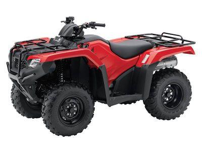 2014 Honda FourTrax Rancher 4x4 DCT ATV Utility ATVs Lancaster, NH
